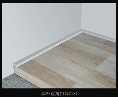 木地板扣条系列-系列展示-鑫美格顶级修边线系统万州