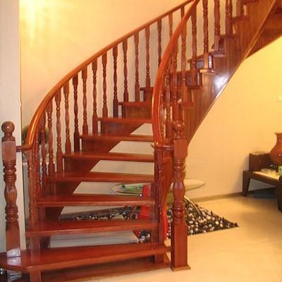 永佳楼梯实木楼梯.栏杆