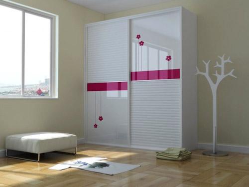 超白玻璃衣柜门效果图,3页玻璃衣柜门效果图,白玻璃衣柜门效果